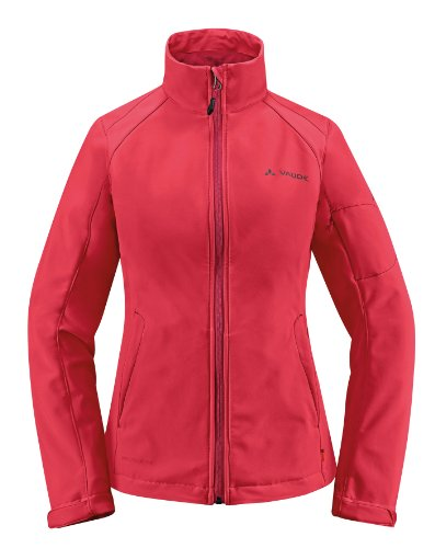 Vaude Damen Cyclone Jacket Iv Jacke Red