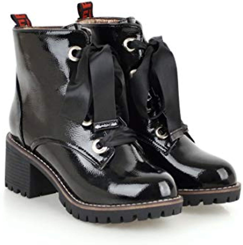 Sandalette-DEDE Scarpe da Donna Stivali in Autunno e in Inverno, Le Donne Scarpe Casual Le Donne e Le Scarpe Sono... | Uscita  | Sig/Sig Ra Scarpa