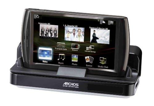 Archos DVR-Station Dockingstation (inkl. HD Cinema Plug-In) für Archos 5 Internet Tablet Dvr-station