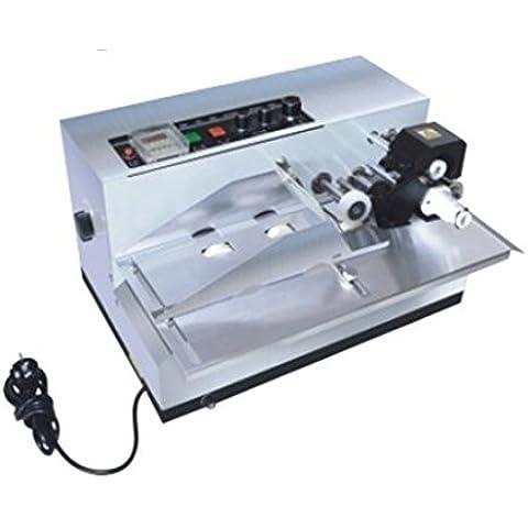 Automatic KOHSTAR in ink segni in lavatrice in acciaio inox e 380f - Larghezza Logo segni stampante