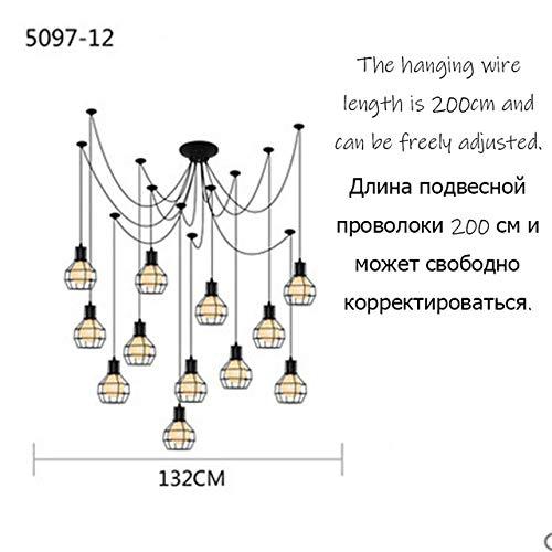 Luces Oficina moderna Multicolor Lámparas colgantes