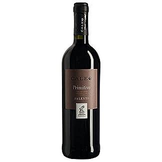 6-Flaschen-Caleo-Primitivo-IGT-rot-trocken-rot-a-750ml-Italien-Rotwein