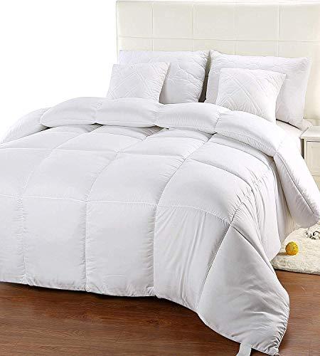 Utopia Bedding Couette, Couette en Microfibre, hypoallergénique (Double)