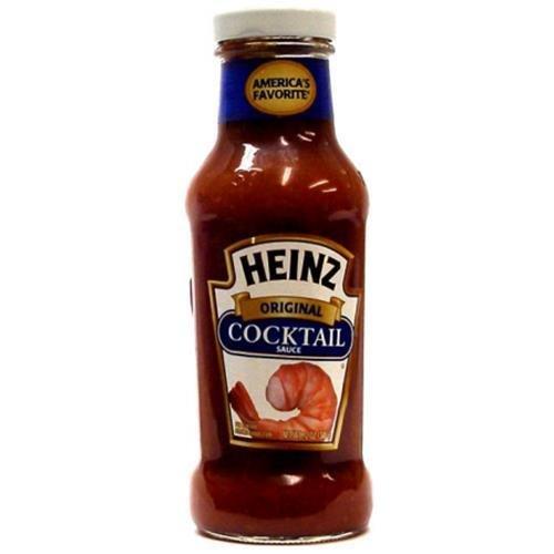 Heinz Cocktail Sauce 12 OZ (340g)