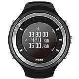 LISABOBO @ EZON g3 deportes inteligente maratón reloj en marcha Bluetooth 4.0 GPS track ritmo cardíaco receptor podómetro reloj altímetro barómetro