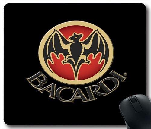 bacardi-logo-y59k8b-mouse-padbeautiful-mouse-mat