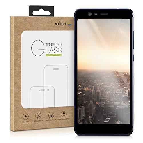 kalibri-Nokia-51-2018-Folie-3D-Glas-Handy-Schutzfolie-fr-Nokia-51-2018-Auch-fr-gewlbtes-Display