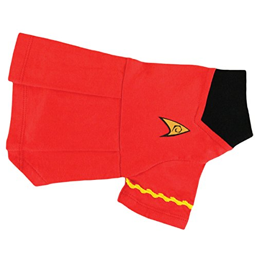Kostüm Star Trek Weiblich - Die Coop Star Trek Joseline Gassen Uniform Hund Rock, groß