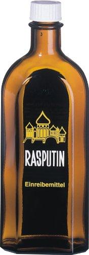 Hepp GmbH & Co KG - Rasputin Einreibemittel 250 ml Glasflasche