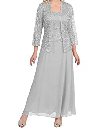 Amazon.co.uk: mother of the bride dresses plus size: Clothing