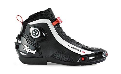 Xpd Motorrad Stiefeln X-Zero R, Black, Größe 48