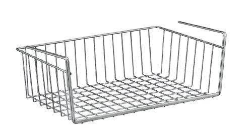 Metaltex 364840094  Kanguro Schrankkorb, 40 cm, silber Test