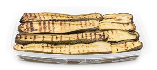 Zucchini vom Grill in Öl 1000g