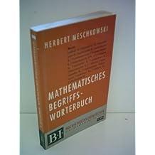 Mathematisches Begriffswörterbuch