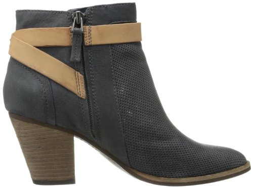Dolce Vita Yuri Cuir Bottine Black