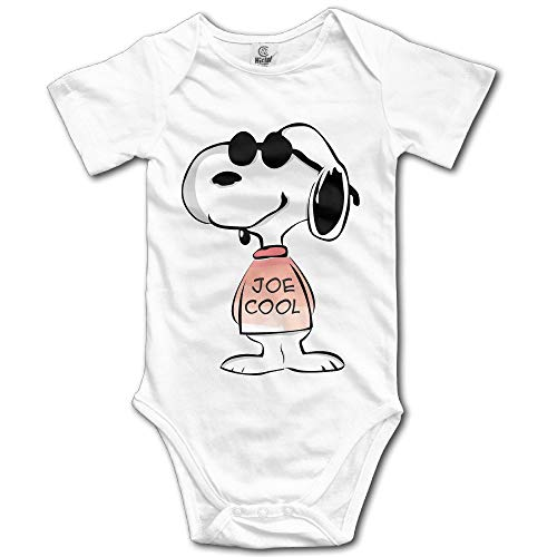 Doormat-bag CHYY Newborn's Snoopy Joe Cool Organic Baby Sleepwear 18 Months (Bag Gym Wwe)