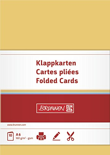 Baier & schneider–scheda di, biglietti da visita senza stampa doppio, pieghevole, 105x 148mm, 160g/mq, 1st