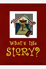 What's the Story?: An Illustrated Collection of Lateral Thinking Puzzles Hardcover