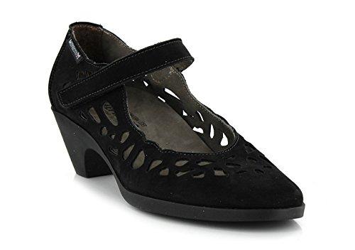 Mephisto, Damen Pumps , Schwarz - schwarz - Größe: 38