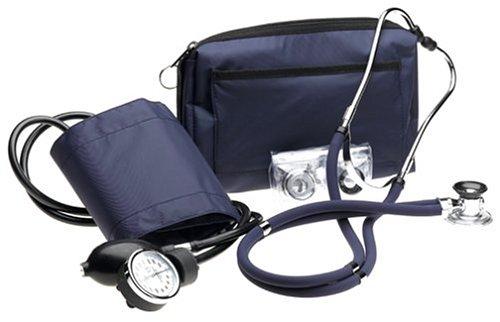 NCD Medical/Prestige Medical A2-NAV Aneroid Sphygmomanometer / Sprague Set