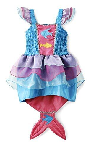 Lucy Locket Meerjungfrau Baby Kleinkind Kostüm (6-24 Monate) Gr 80/92 (12-24 - Meerjungfrau Kostüm Für Kleinkind