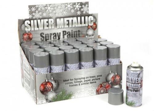 weihnachtsdekoration-silber-metallic-spruhfarbe