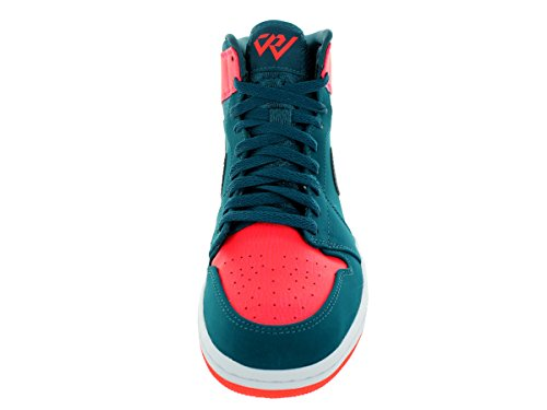 Basket Nike Air Jordan 1 Retro High - 332550-312 Teal-Black-Infrared-White