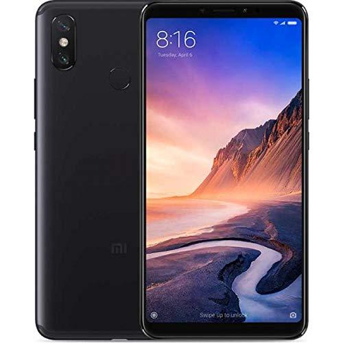 Xiaomi Mi Max 3 Smartphone débloqué LTE (Ecran : 6,9 Pouces - 64 Go - Nano-SIM - Android 8.1 Oreo) No
