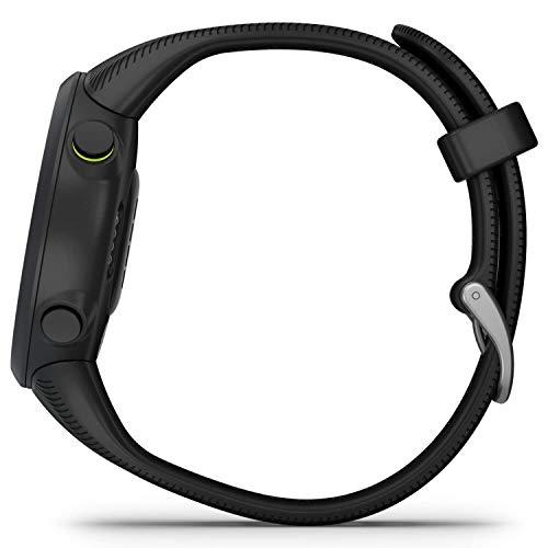 Garmin Forerunner 45 - GPS-Laufuhr im leichten Design, Trainingspläne, Fitness Tracker, Herzfrequenzmessung - 6