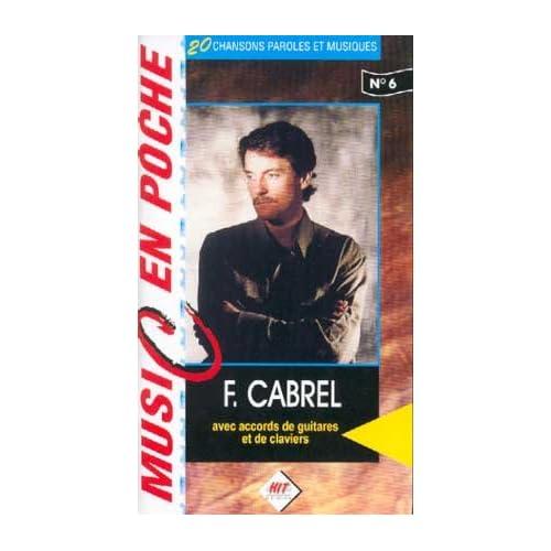 Cabrel (music en poche n° 6)