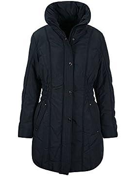 [Patrocinado]Eliza Gray - mujer invierno acolchado chaqueta ropa de abrigo mujer expuestos Cuello Abrigo Acolchado