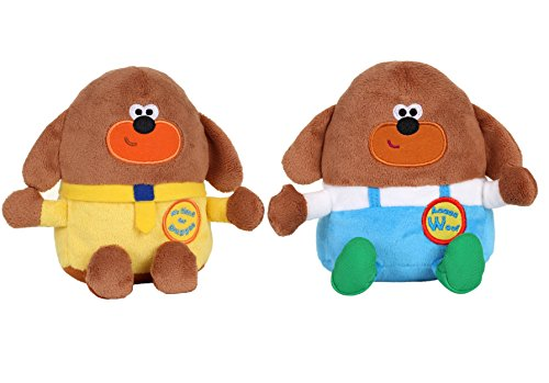 Hey Duggee Plush Mini Assorted Characters