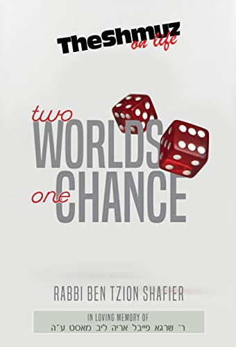 Two Worlds One Chance: The Shmuz on Life (English Edition)