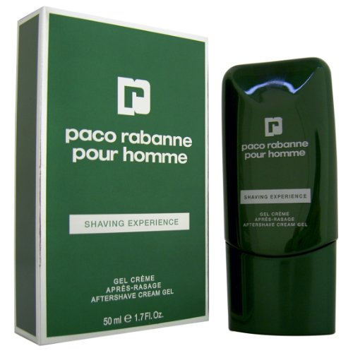 Paco Rabanne Pour Homme For Men by Paco Rabanne Aftershave Cream 50ml