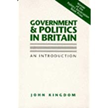 Government and Politics in Britain: An Introduction