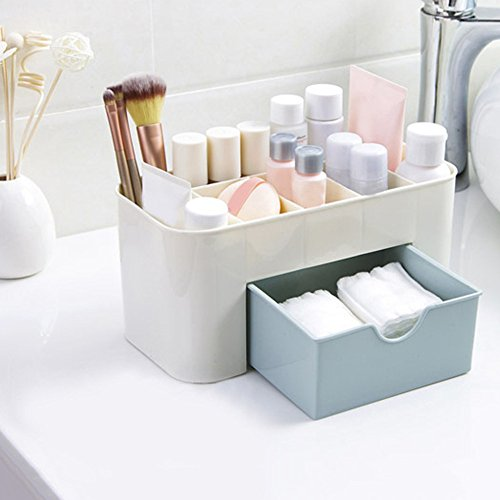Zollyss Mini Makeup Storage Box Cosmetic case Lipstick Cases Sundries Case Small Objects Box Wholesale Desktop Organizer