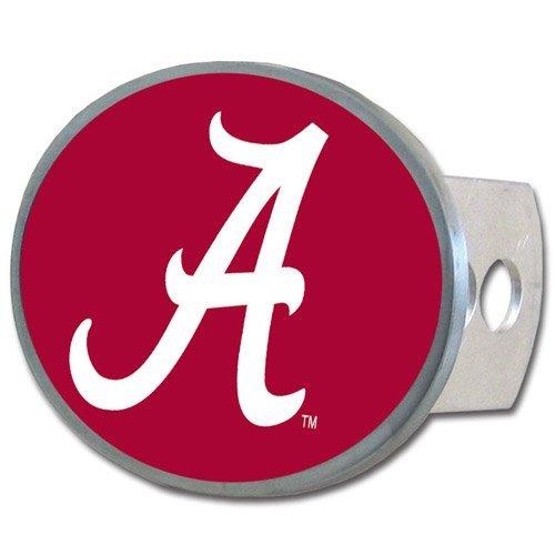 Siskiyou NCAA Alabama Crimson Tide Abdeckung für Anhängerkupplungen, oval (Truck Hitch Cover)