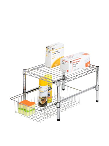 honey-can-do-metal-shf-03525-adjustable-shelf-with-under-cabinet-organizer-chrome