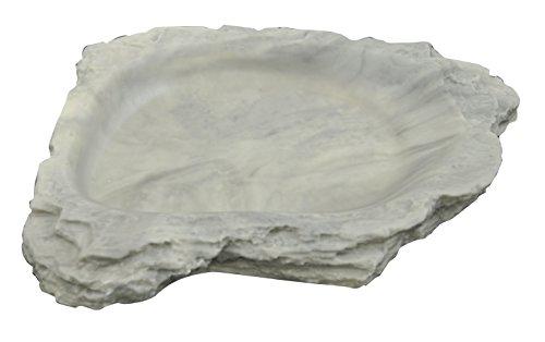Lucky Reptile WDG-10 Turtle Dish Granit, Wassernapf oder Futternapf für Schildkröten