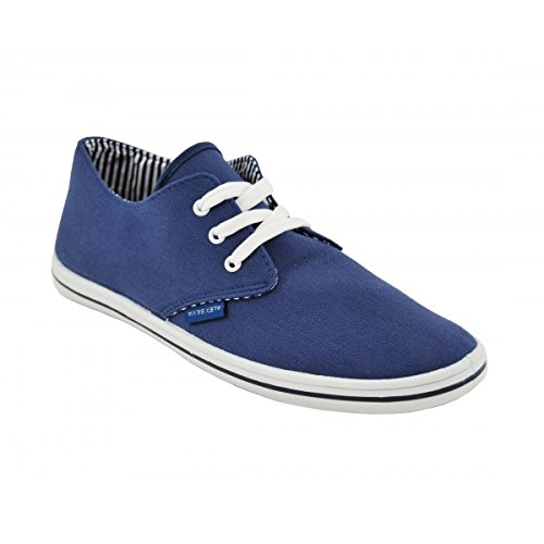 Benavente , Baskets pour homme Bleu - Jeans