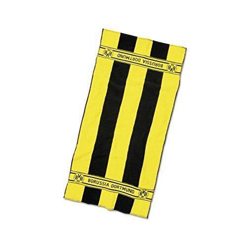 Borussia Dortmund BVB-Handtuch mit Blockstreifen one Size