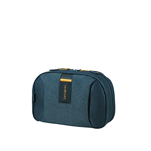 SAMSONITE Paradiver Light - Toilet Kit Bolsa de Aseo, 28 cm, 6.5 Liters, Azul (Jeans Blue)