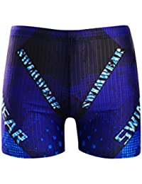 Demarkt Summer Homme Shorts De Bain Boy's Maillot De Bain Beach Surf Swimwear Sport de Plein Air Taille Asiatique