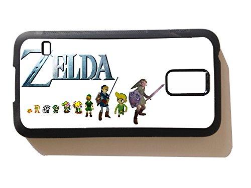Exklusives Nintendo Gruppe GPO, Klassisch, Zelda, Samsung Galaxy S5 Evolution Des Zelda Design, Phonecase Hartschale Aus Gummi
