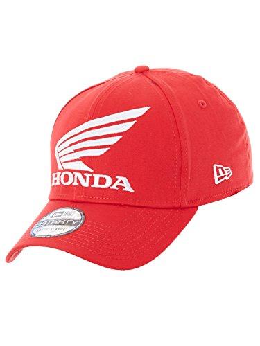 Cappellino Con Visiera Rigida Troy Lee Designs Honda Wing Rosso (M L  3b7e716c469d
