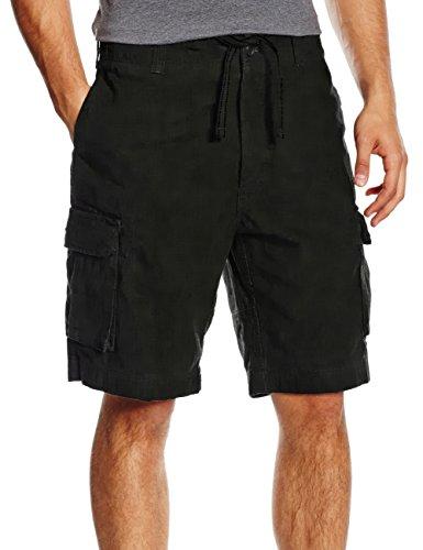 Surplus - Vintage Shorts Washed, Shorts da uomo Blu (Blau)
