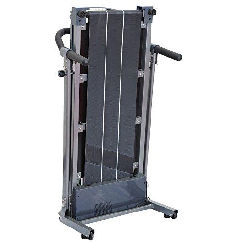 Homcom Laufband Elektrisches mit LED Display Heimtrainer Fitnessgerät 500 W, B1-0094 - 7