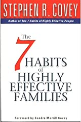 7 Habits Of Highly Effective Families Paperback