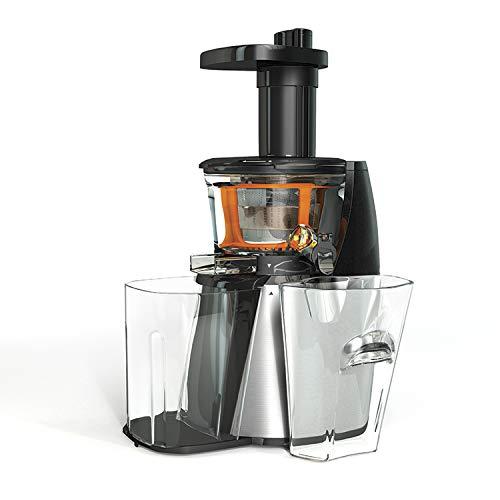 Hb sj0152s centrifuga di extraccion lenta, 140w, 1liter, acciaio inossidabile, argento