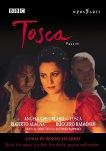 Puccini: Tosca -- 2002 Film Version [DVD]